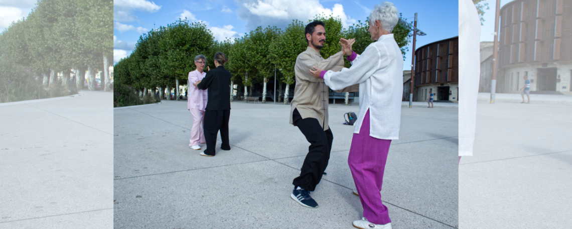 Cours de Qi Gong en Gironde