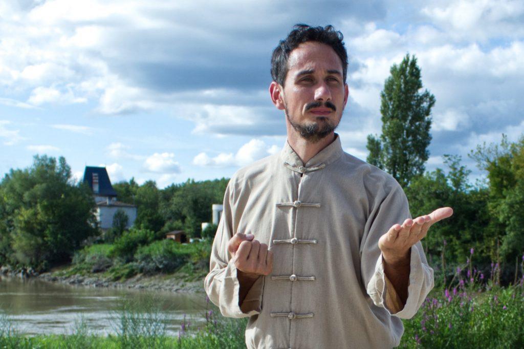 Guillaume Large, instructeur de tai-chi-chuan en Gironde
